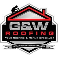 G&W Roofing & Sheet Metal, Inc. Logo