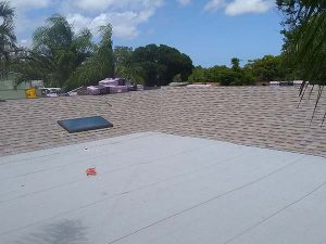 Flat Roofs by Roofers in Daytona