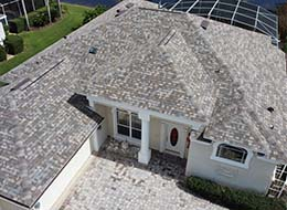 Residential Roofing - Shingle Roofing