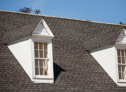 Two dormers roofing in Daytona Beach, Ormond Beach, Port Orange